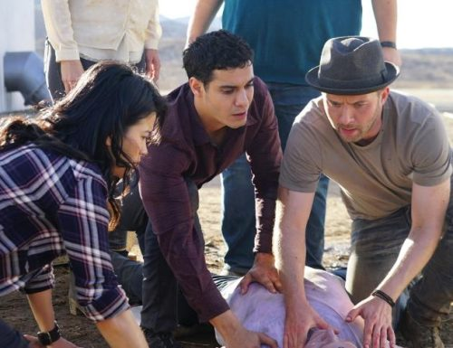 Scorpion – 3×12 – Ice Ca-Cabes – Promo, Sneak Peeks e Foto