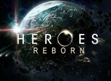Heroes Reborn – La miniserie dal 10 febbraio su Premium Action