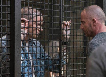 Prison Break – Stagione 5 – Promo esteso e foto promozionali 5×01 – Ogygia