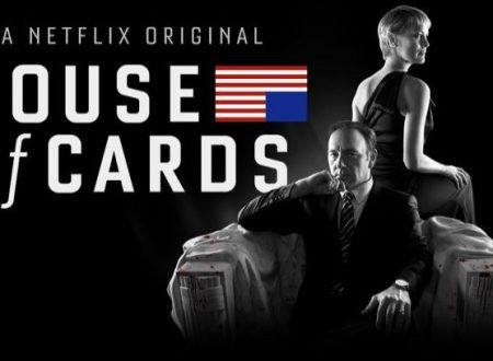 House of Cards – Stagione 5 – Un video rivela la data della premiere