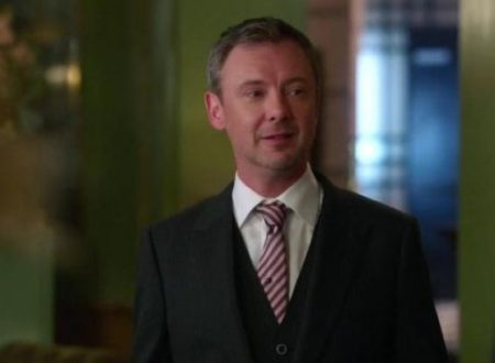The Catch – Stagione 2 – John Simm promosso a regular