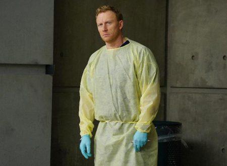 Grey's Anatomy – 13×15 – Civil War – Promo e foto promozionali