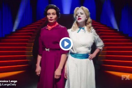 "Feud: Bette and Joan – 3 teaser: ""Divan, Descent e Vanity"""