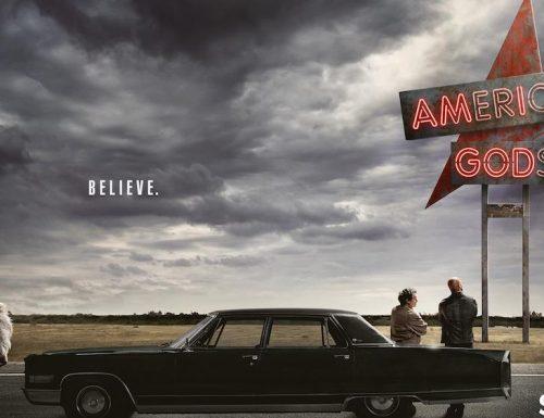 American Gods – Poster promozionale e data premiere