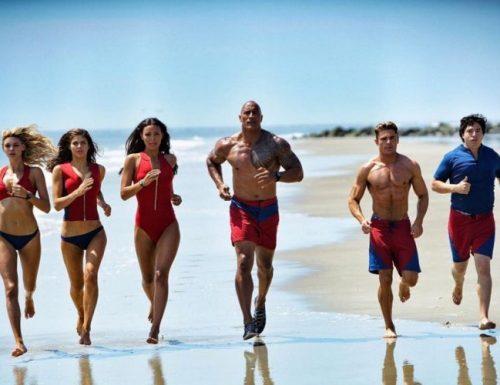 Baywatch (2017) – Promo trasmesso al Super Bowl