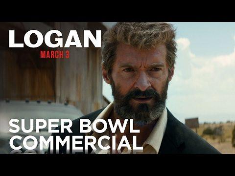 Logan – Nuovo promo durante il Super Bowl
