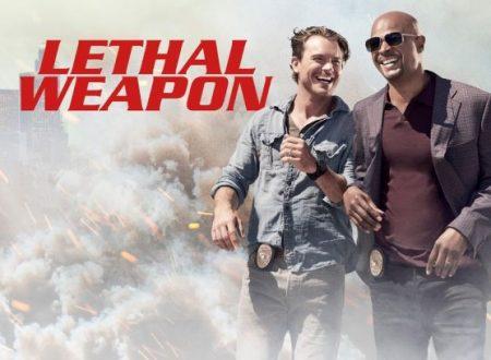 Lethal Weapon – Rinnovato per una seconda stagione