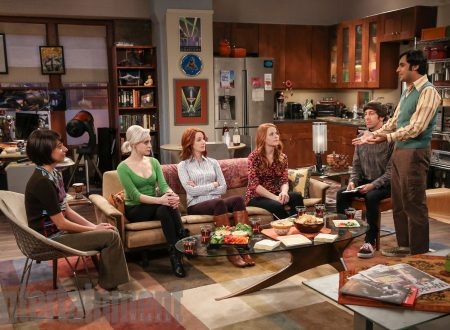 "Recensione The Big Bang Theory 10×14 – ""The Emotion Detection Automation"""