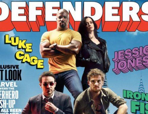 The Defenders – Daredevil, Jessica Jones, Luke Cage & Iron Fist – Teaser ufficiale + Data ufficiale