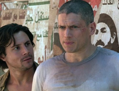 Prison Break – 5×04 – The Prisoner's Dilemma – Foto promozionali