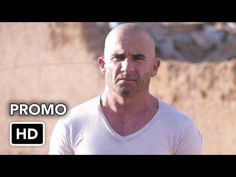 Prison Break – 5×02 – Kaniel Outis – Promo + Foto promozionali
