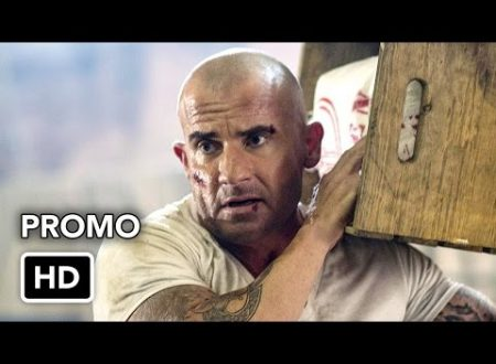 Prison Break – 5×05 – Contingency – Promo