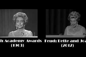 Joan Crawford vs. Jessica Lange: The 35th Academy Awards [VIDEO]