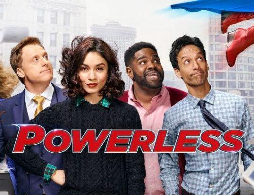 Powerless – Ufficialmente cancellato