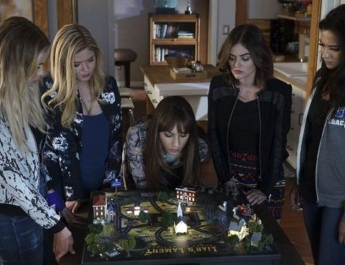 Pretty Little Liars – Recensione 7×12 – These boots were made for stalking