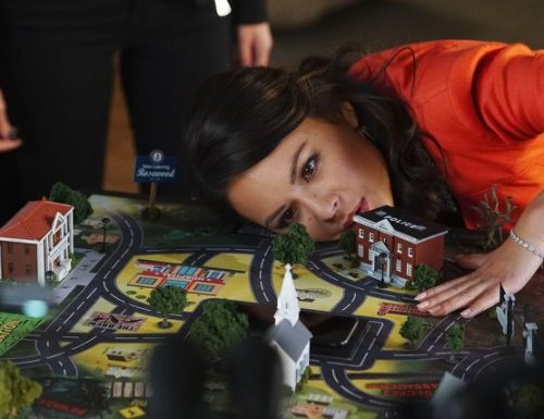 Pretty Little Liars – Recensione 7×15 – In the eye abides the heart