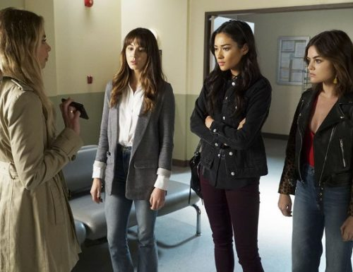 Pretty Little Liars – Recensione 7×13 – Hold your piece