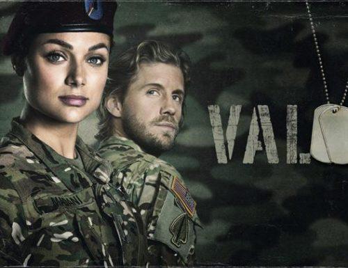 Valor – Promo ufficiale della serie militare targata CW