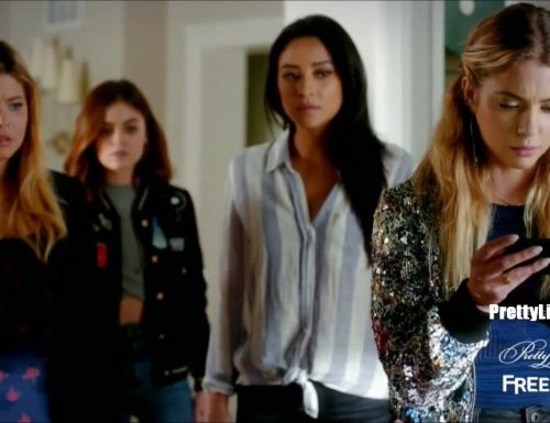 PRETTY LITTLE LIARS – Recensione: 7X16 – THE GLOVE THAT ROCKS THE CRADLE