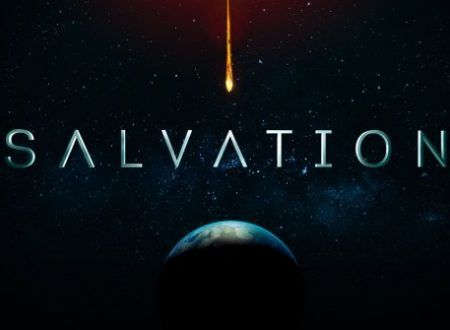 Salvation – Promo – Some Want to Cover It Up