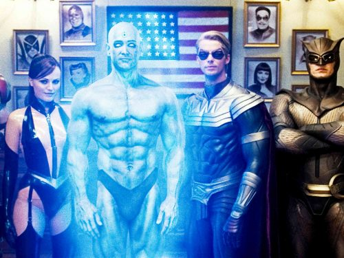 Watchmen – Damon Lindelof lavora alla serie per HBO