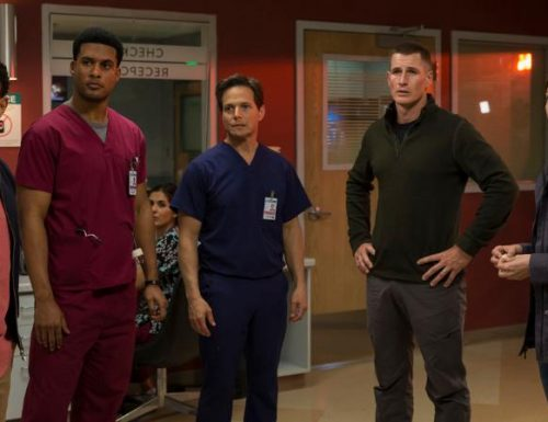The Night Shift – 4×01 – Recoil – Promo, 3 Sneak Peeks e foto promozionali