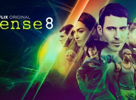 Sense8 – Finale di 2 ore nel 2018