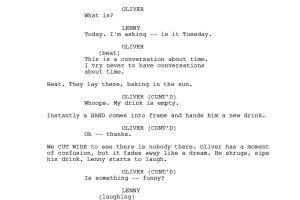 Legion 2 – Ecco uno script dalla seconda stagione