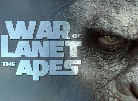 Planet Of The Apes – La Trilogia di Cesare