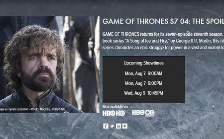 Game of Thrones – Rivelato il titolo dell'episodio 7×04