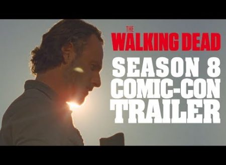 The Walking Dead – Trailer sottotitolato dell'ottava stagione (Comic-Con 2017)