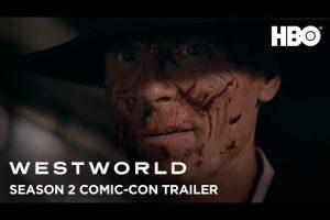 Westworld – Stagione 2 – Trailer dal Comic-Con 2017