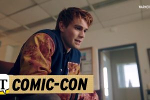 """Riverdale 2 – Trailer dal Comic-Con 2017 """"Angry Archie Crazy Cheryl & the 'Angel of Death'"""""""