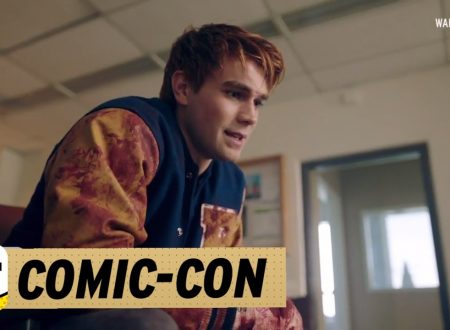 "Riverdale 2 – Trailer dal Comic-Con 2017 ""Angry Archie Crazy Cheryl & the 'Angel of Death'"""