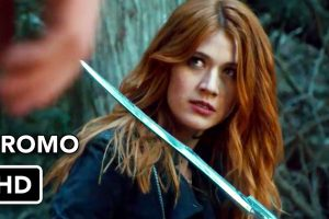 Shadowhunters – Sinossi e promo SUB ITA 2×16 – Day of atonement