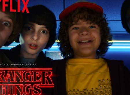 "Stranger Things – Stagione 2 – Trailer ""Thriller"" del Comic Con – Netflix"
