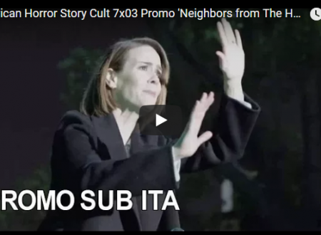 American Horror Story 7: Cult – Promo SUB ITA 7×03 – Neighbors from the Hell