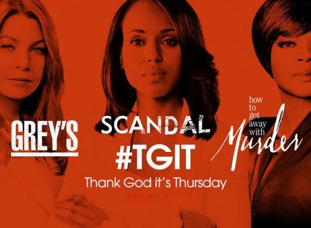TGIT – Nuovo promo da 1 minuto – Grey's Anatomy, Scandal e How to get away with Murder