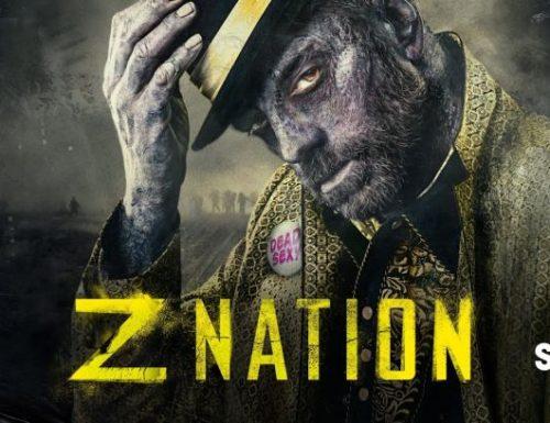 Z Nation – 4×02 – Escape From Zona – Promo