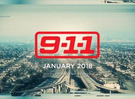9-1-1 – Ecco il promo della nuova serie FOX di Ryan Murphy