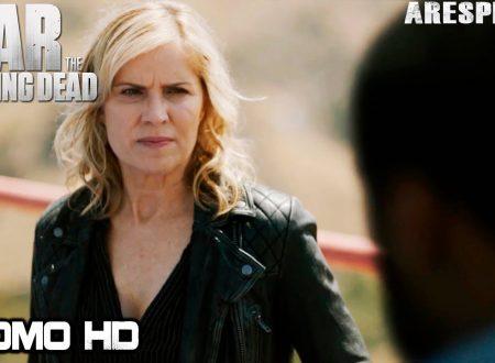 """Fear the Walking Dead Sneak Peek 3×15 """"Things Bad Begun"""" & 3×16 """"Sleigh Ride"""" – SUB ITA"""