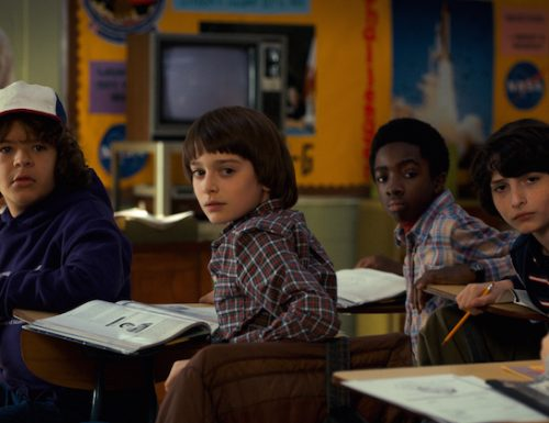 Recensione Stranger Things 2×01- Mad Max