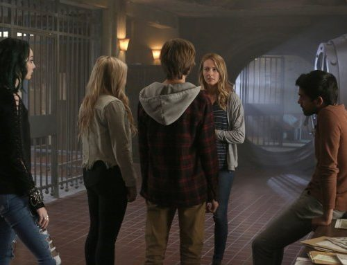"""The Gifted – Recensione 1×08 – """"Threat of eXtinction""""."""