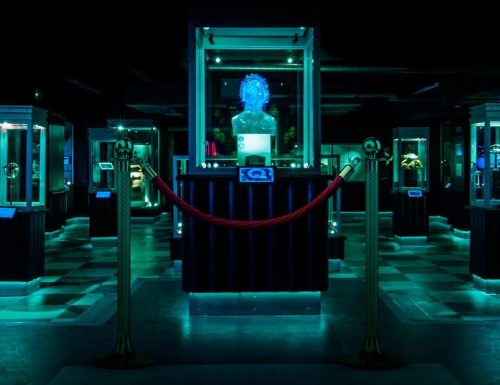 Black Mirror 4 – Trailer di Black Museum