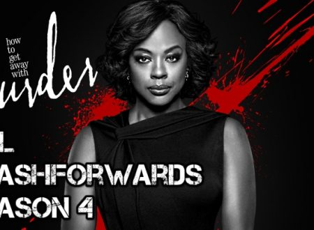 How To Get Away With Murder – Tutti i flash forward della 4° stagione