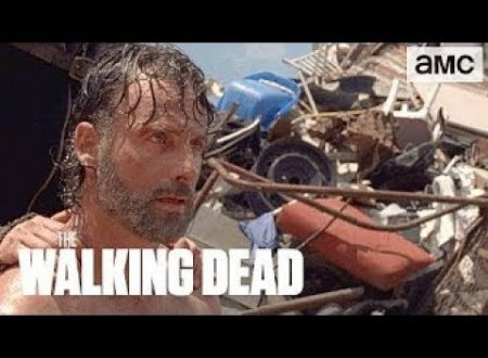 The Walking Dead – Sinossi e promo SUB ITA 8×07 – Time for after
