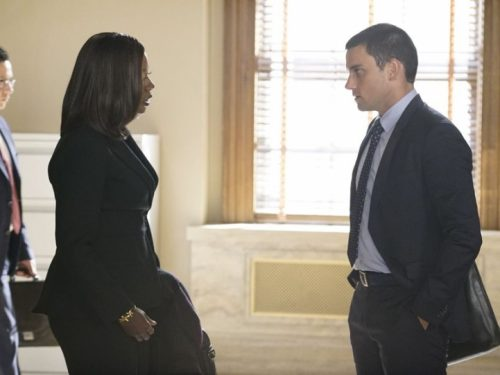 "Recensione How to Get Away with Murder 4×07 ""Nobody Roots for Goliath"""