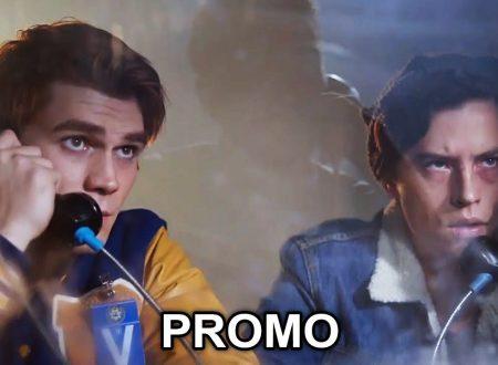 "Riverdale – Sottotitoli 2×06 ""Death Proof"""
