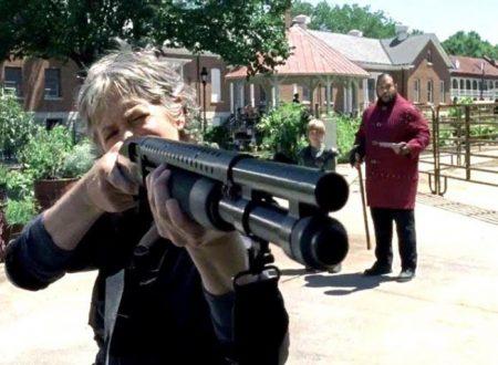 Recensione The Walking Dead 8×06: Il re, la vedova e Rick