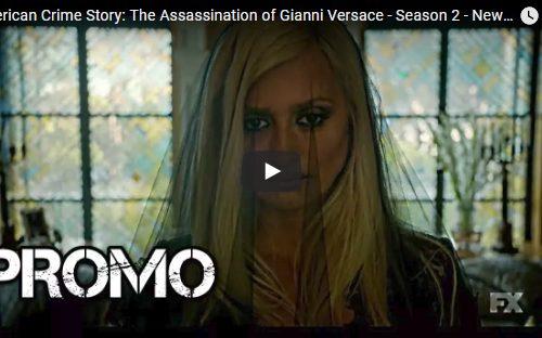 "American Crime Story 2: Versace – Teaser promo #13 – ""Veil"""